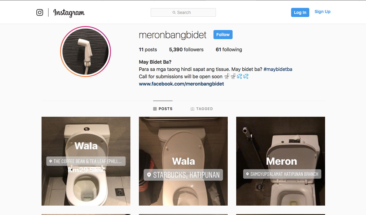 Happy Bidet This Instagram Account Gives Us Comfort Room Reviews
