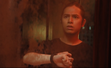 What the heck is Abra doing in this music video?
