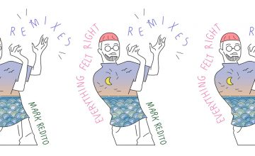 """Mark Redito and friends release an """"Everything Felt Right"""" remixes album"""