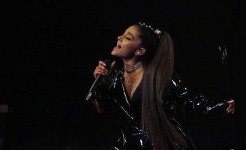 Did an Ariana Grande album just leak?