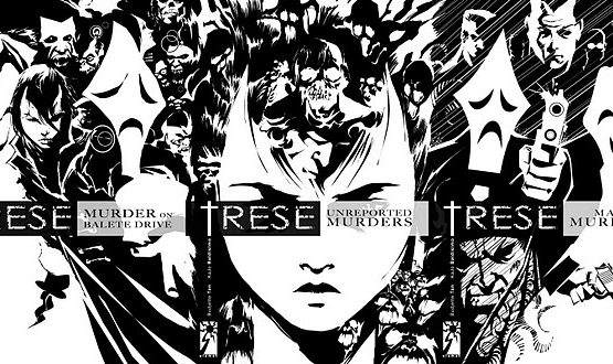 "Filipino komiks series ""Trese"" gets picked up by Netflix"