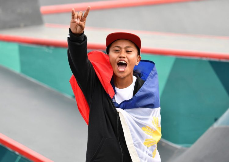 Margielyn Didal is prepping to conquer Street League 2019