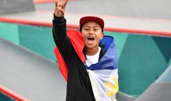 Filipino skateboard star makes it to TIME's 25 most influential…