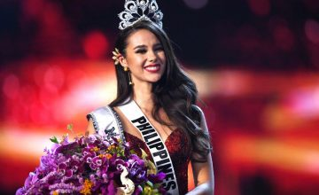 Catriona Gray used to perform in your favorite gig spot
