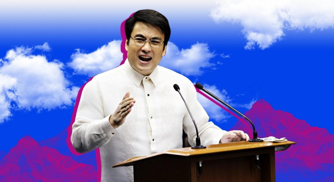 So…Bong Revilla was acquitted while his aide was convicted of plunder