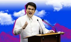 So…Bong Revilla was acquitted while his aide was convicted of…