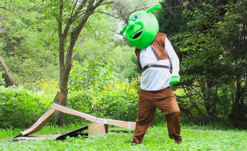 "This fan-made ""Shrek"" remake is real, and it's pretty good"