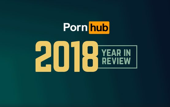 Pornhub study confirms what we all know: a lot of us are hella horny