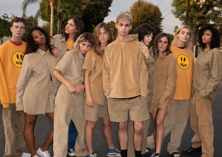 Justin Bieber just launched his own clothing label. Would you cop?
