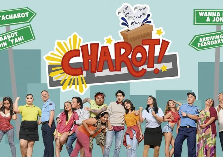"PETA's upcoming musical ""Charot"" is very deep on politics"