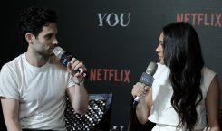 "Penn Badgely doesn't think ""You"" is romantic, and neither should…"