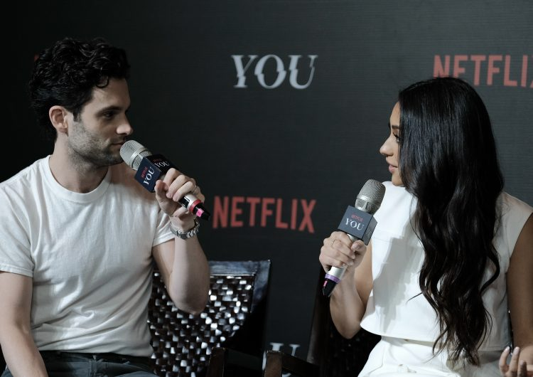 """Penn Badgely doesn't think """"You"""" is romantic, and neither should you"""