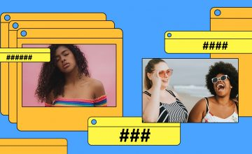 These Instagram hashtags are the better side of selfie culture