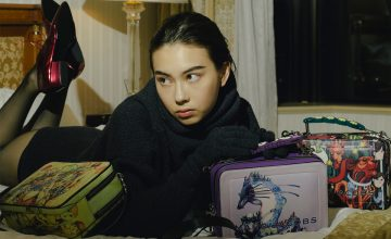 Lauren Tsai is a mutant in Legion Season 3