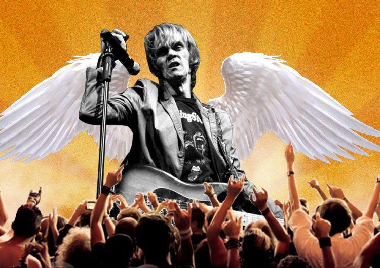 Send your rock and roll to the skies; Pepe Smith has passed away