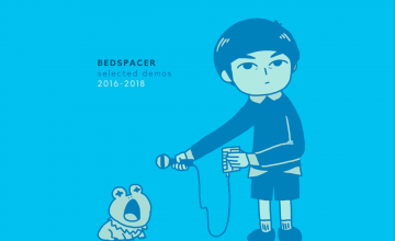 BEDSPACER shares unreleased demos, and more