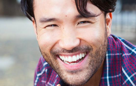A Filipino-American is playing Hamilton on Broadway