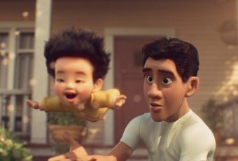 We're going to meet two Fil-Am leads in this Disney Pixar short