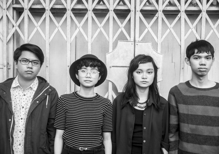 We can't wait to listen to Ourselves The Elves' debut album 'Self is Universe'