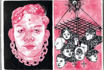 """""""Queer art is not just a trend or a fad,"""" says this visual artist"""