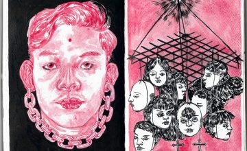 """Queer art is not just a trend or a fad,"" says this visual artist"