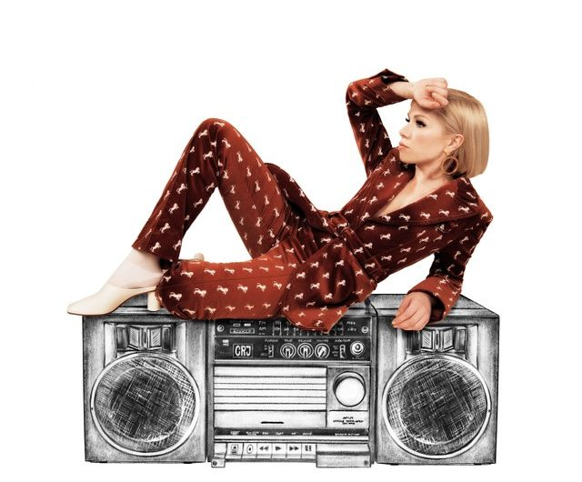 We have two new anthems from Carly Rae Jepsen