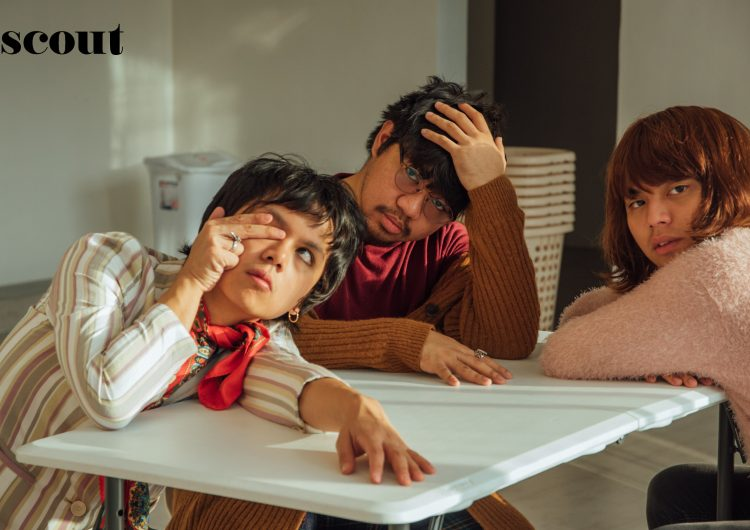 The boys of IV of Spades are just like us