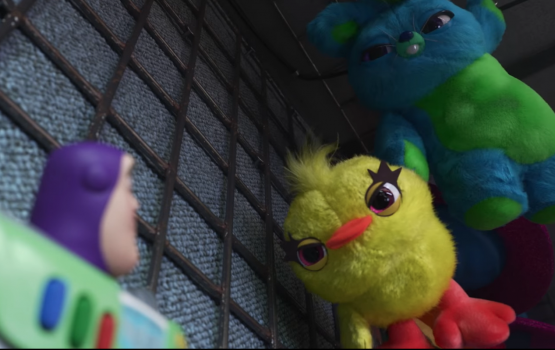 """The trailer of """"Toy Story 4"""" might be playing tricks on us"""