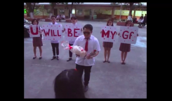 "Because's ""Direk"" music video is every high school romance"