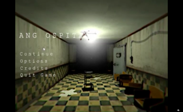 """Ang Ospital"" is a Filipino horror game made by students from Caloocan"