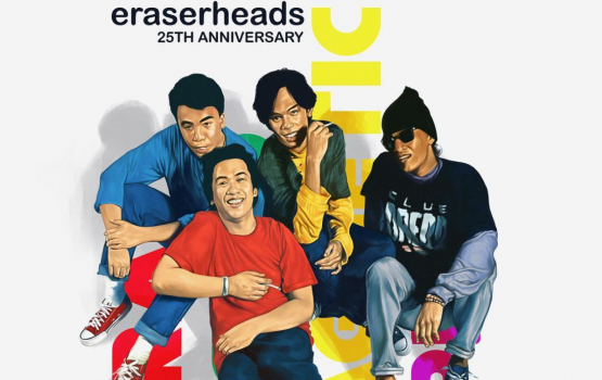 We can't wait to see these films made by the Eraserheads members