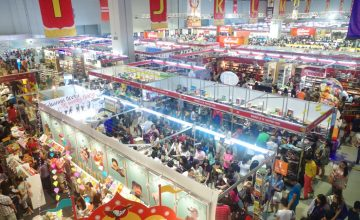 The Manila International Book Fair just announced this year's date