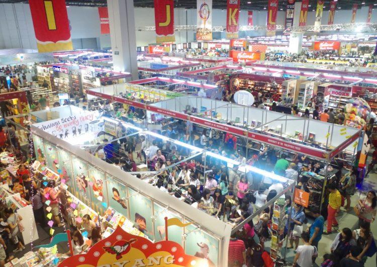 The Manila International Book Fair just announced this year's date