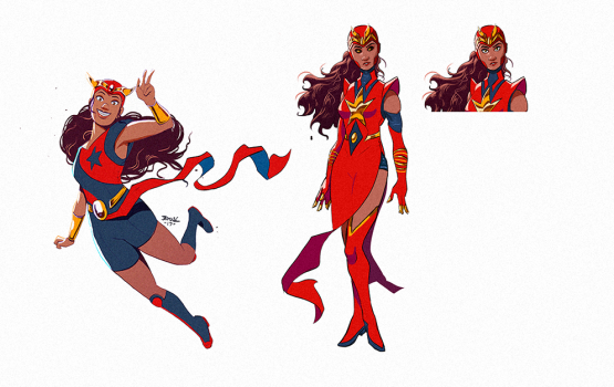 This could have been the look of Darna