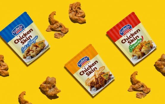 This new chicken skin snack can be your binge-watching buddy