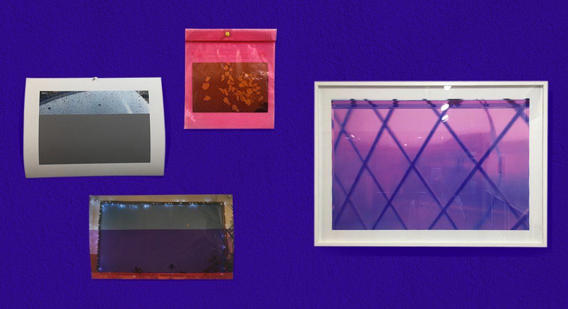 The walls, shadows, and poo at Idan Cruz fka John Lloyd Cruz's 'Void'