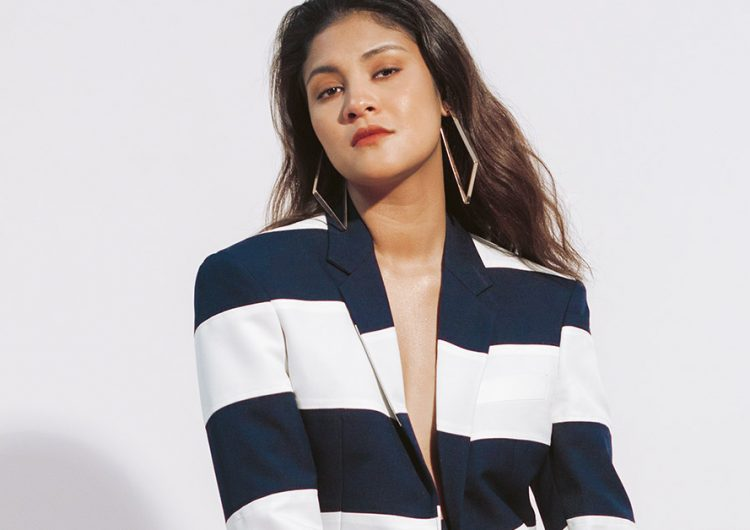Kiana Valenciano is definitely vivid in 'See Me' album