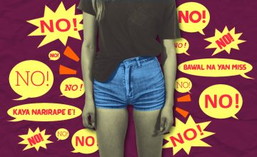 "There's a Caloocan City ordinance banning ""short shorts"" in public"