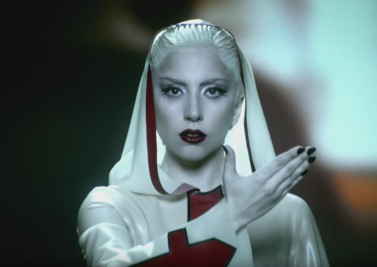 """This church played Lady Gaga's """"Shallow"""" for Ash Wednesday"""