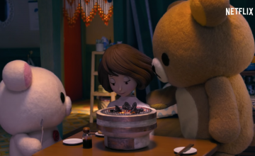 Lana Condor struggles with adulting in 'Rilakkuma and Kaoru'