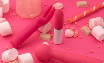 Welcome to the colorful world of pleasure toys