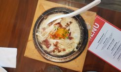Try this ramen carbonara hybrid at Kureji in Quezon City