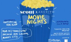 See a free film with us on Thursday at Scout…