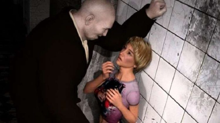 Uhm, this video game promotes rape and it's wrong on all levels
