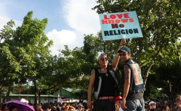 You can volunteer for this year's Metro Manila Pride
