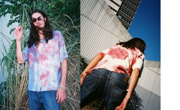 Tiediet's latest collection screams '90s summer grunge