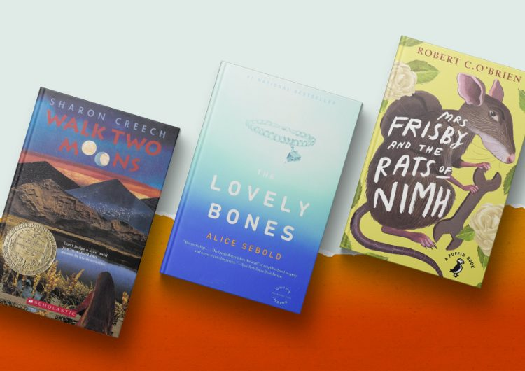 Welcome to the book club: The books that lured the Scout team to read