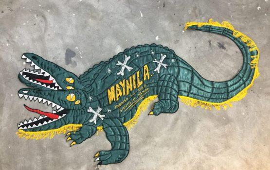 "Auggie Fontanilla paints the ""Original Trapo"" in 'Pansamantagal'"