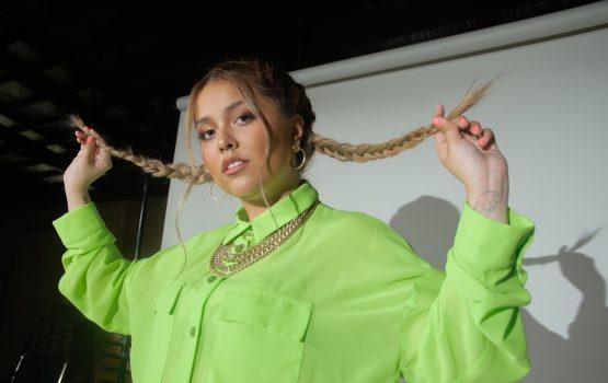 Meet Tiana Kocher, the rising artist opening for A$AP Rocky's Manila show