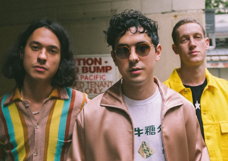 The Last Dinosaurs on 'Cowboy Bebop,' 'Stranger Things,' and Soundcloud